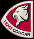team cougar patch